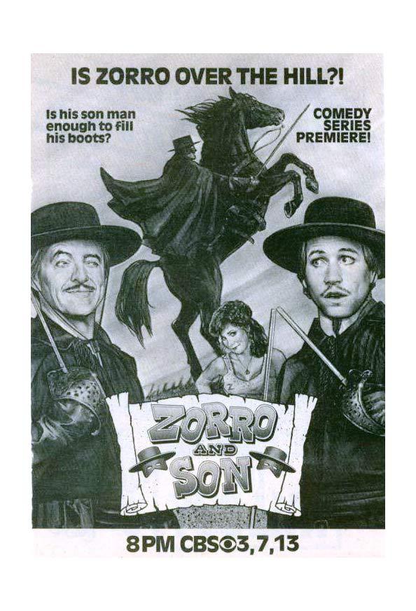 Zorro and Son kapak