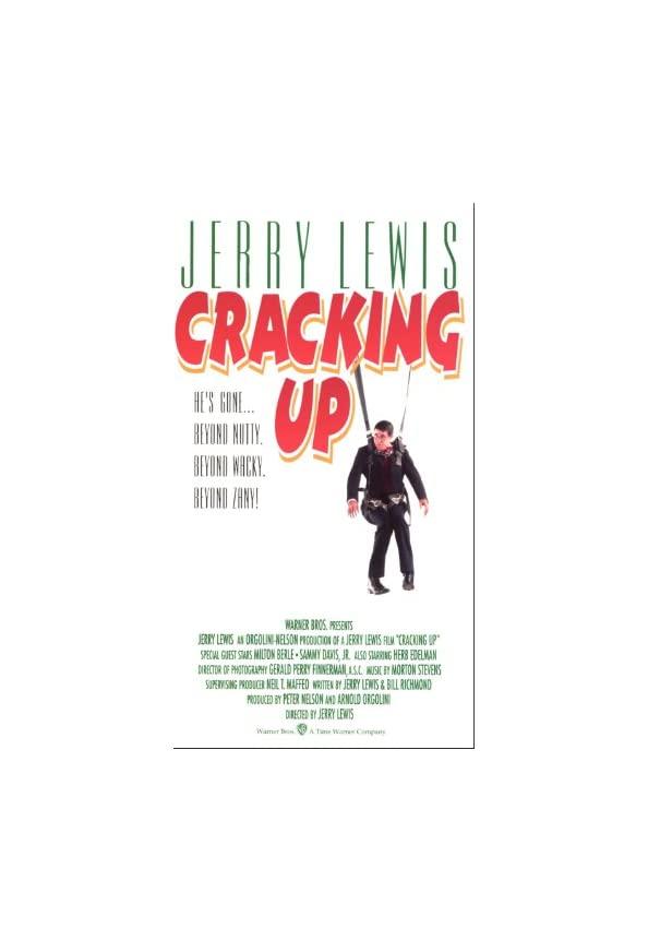 Cracking Up kapak