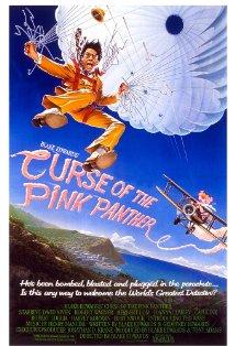 Curse of the Pink Panther kapak