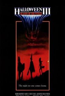 Halloween III: Season of the Witch kapak