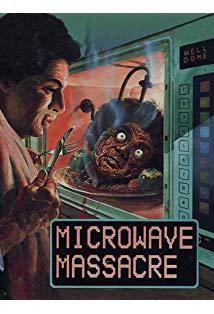 Microwave Massacre kapak
