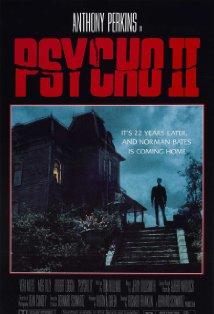 Psycho II kapak