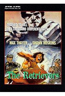 The Retrievers kapak
