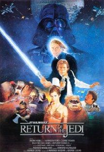 Star Wars: Episode VI - Return of the Jedi kapak