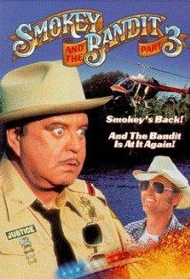 Smokey and the Bandit Part 3 kapak