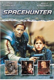Spacehunter: Adventures in the Forbidden Zone kapak