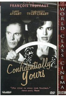 Confidentially Yours kapak