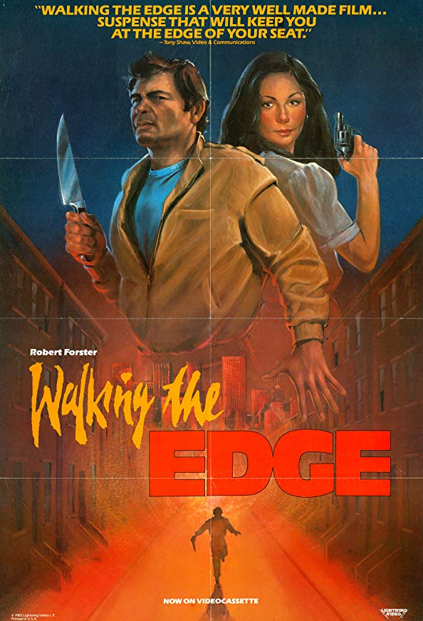 Walking the Edge kapak