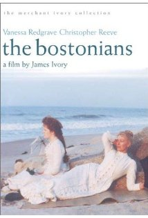 The Bostonians kapak