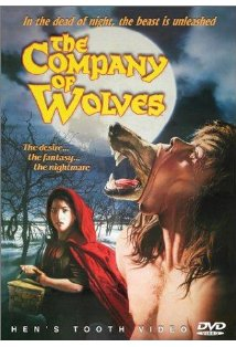 The Company of Wolves kapak