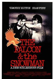The Falcon and the Snowman kapak