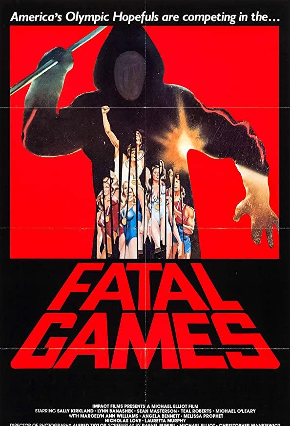 Fatal Games kapak