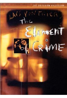 The Element of Crime kapak