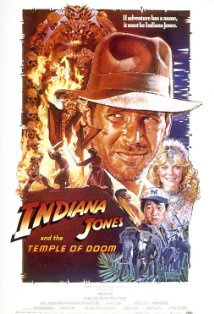 Indiana Jones and the Temple of Doom kapak