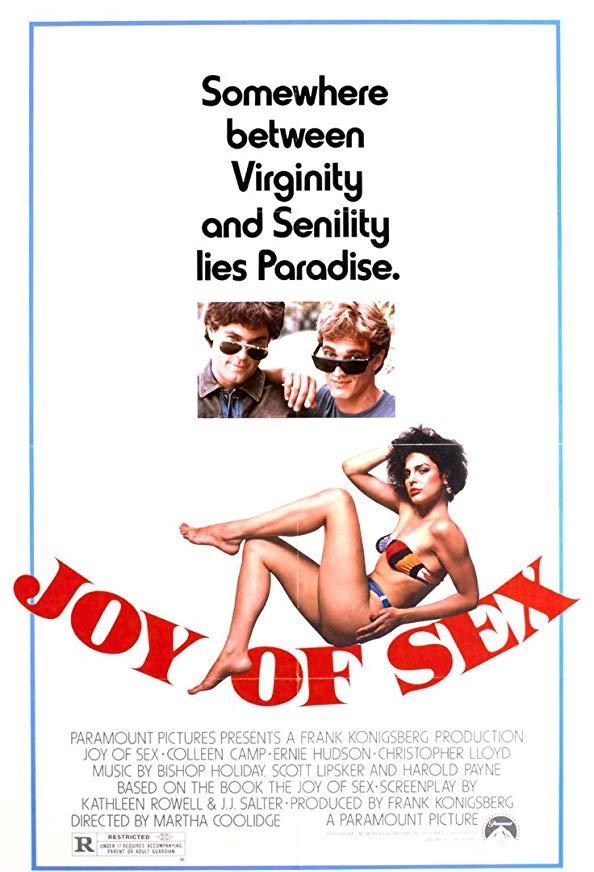 Joy of Sex kapak