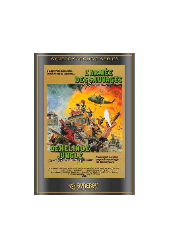 Jungle Warriors kapak