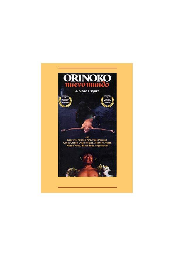 Orinoko, New World kapak