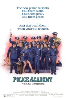 Police Academy kapak