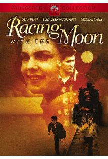 Racing with the Moon kapak