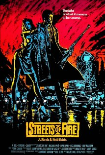 Streets of Fire kapak