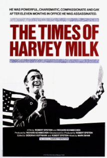 The Times of Harvey Milk kapak