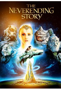 The NeverEnding Story kapak