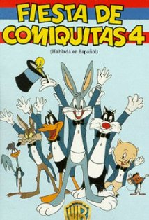 The Bugs Bunny/Looney Tunes Comedy Hour kapak