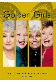 The Golden Girls kapak