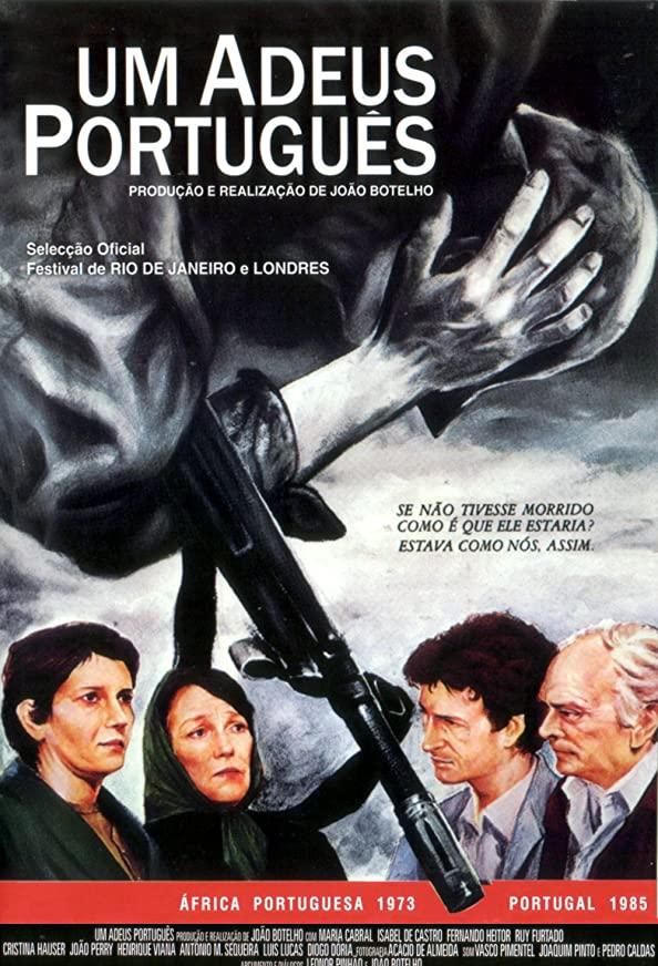 Um Adeus Português kapak