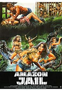 Amazon Jail kapak