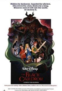 The Black Cauldron kapak