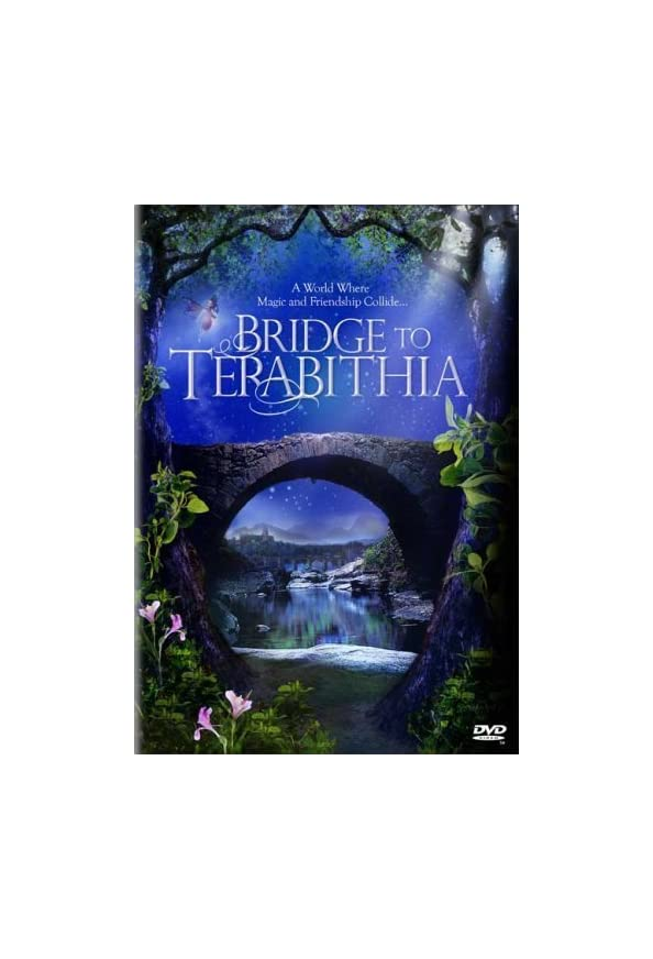 Bridge to Terabithia kapak