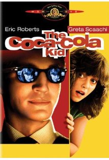 The Coca-Cola Kid kapak