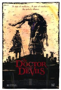 The Doctor and the Devils kapak