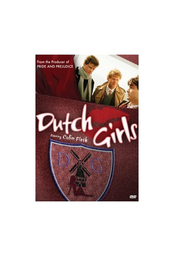 Dutch Girls kapak