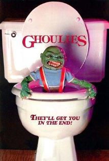 Ghoulies kapak