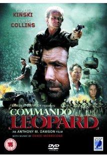 Kommando Leopard kapak