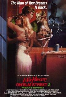 A Nightmare on Elm Street Part 2: Freddy's Revenge kapak