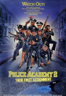 Police Academy 2: Their First Assignment kapak