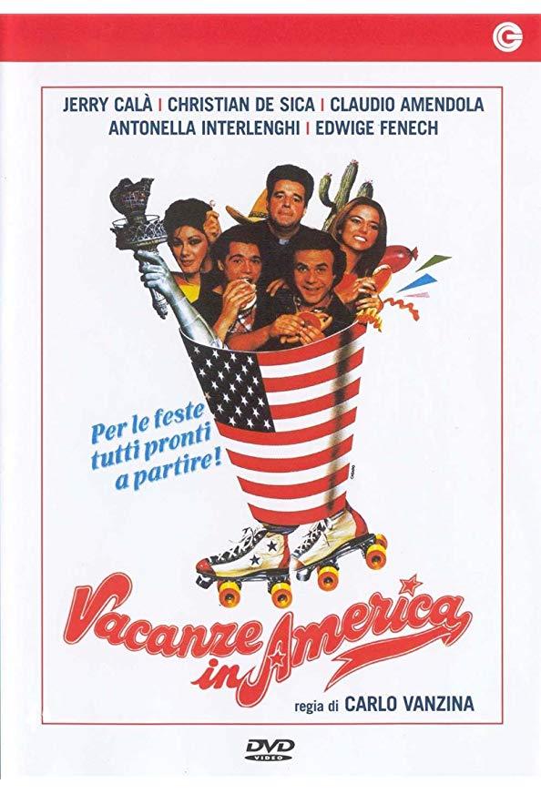 Vacanze in America kapak