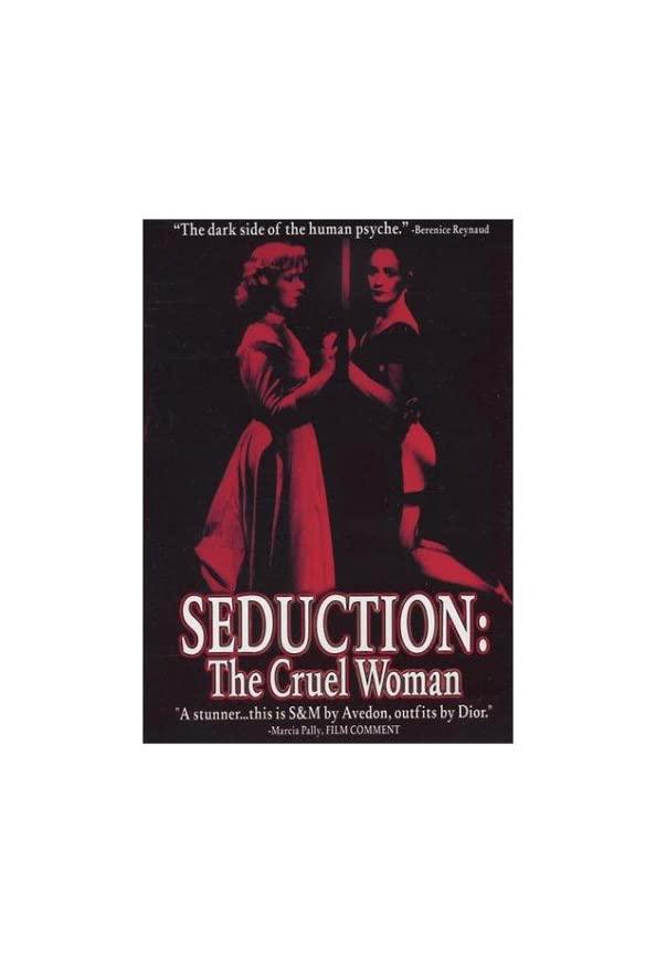 Seduction: The Cruel Woman kapak