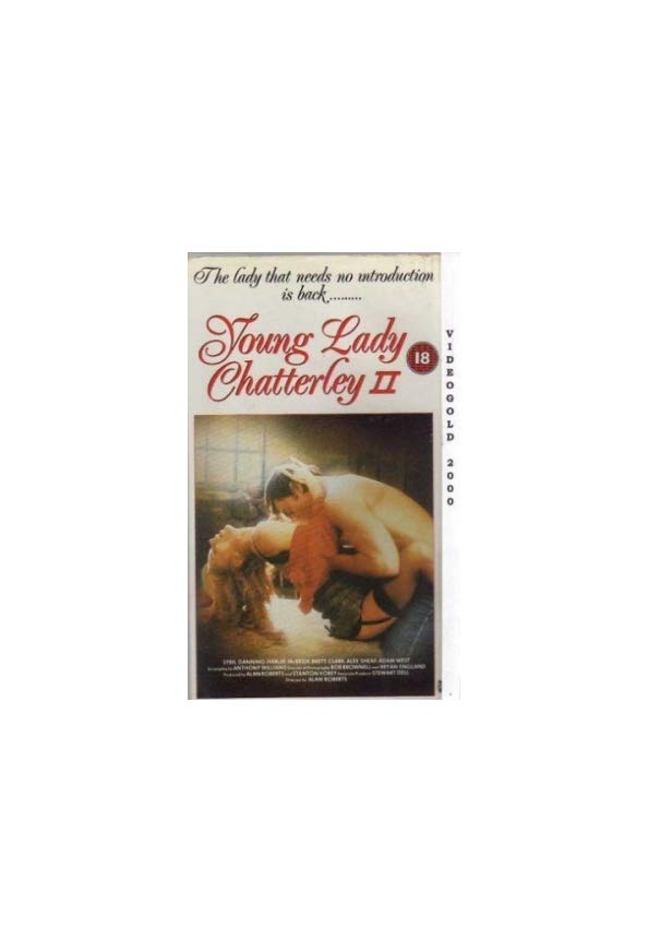 Young Lady Chatterley II kapak