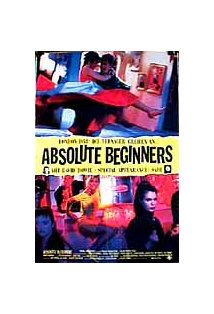 Absolute Beginners kapak