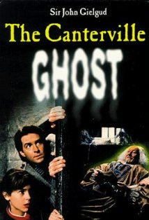 The Canterville Ghost kapak