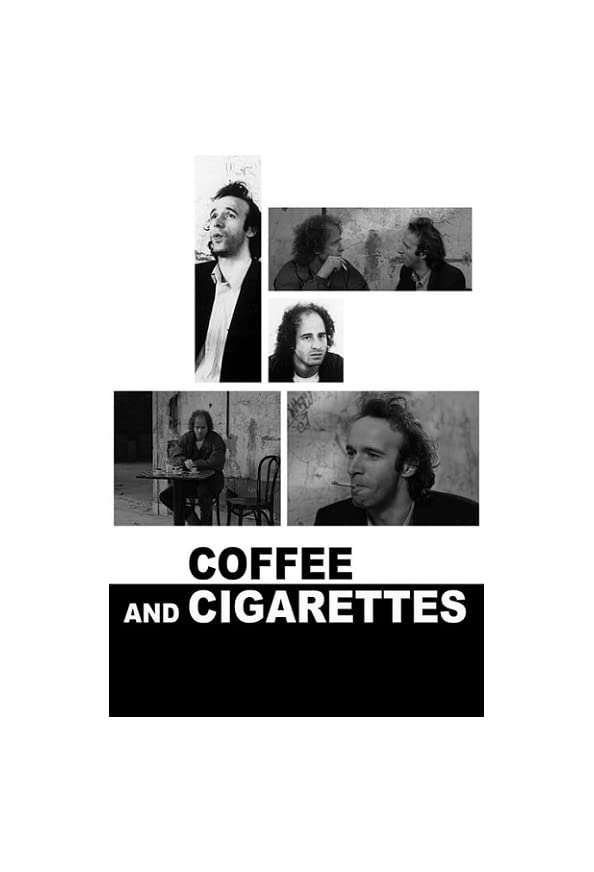 Coffee and Cigarettes kapak