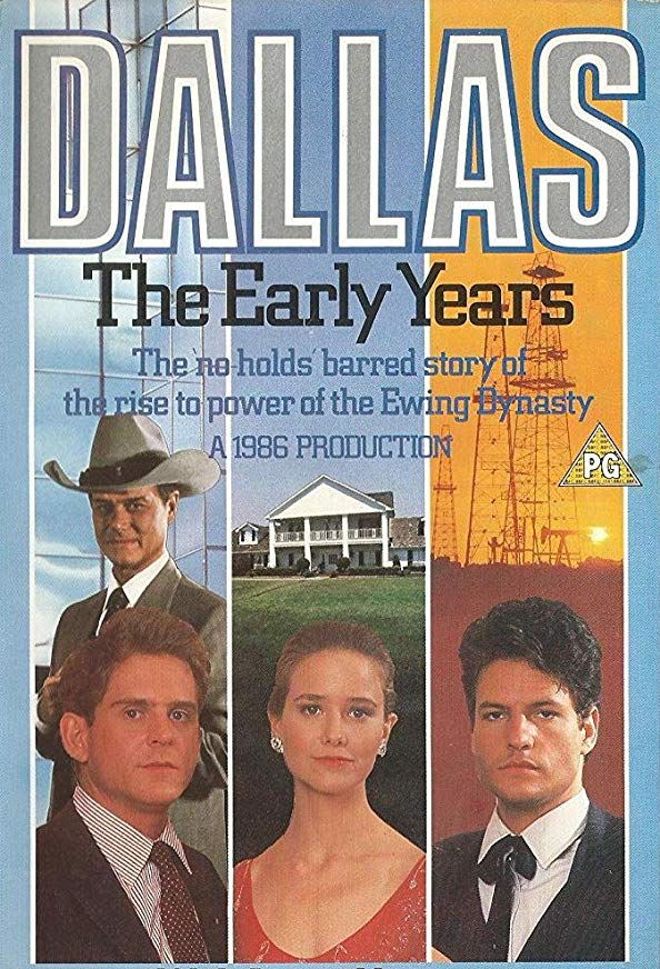 Dallas: The Early Years kapak