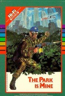 The Park Is Mine kapak
