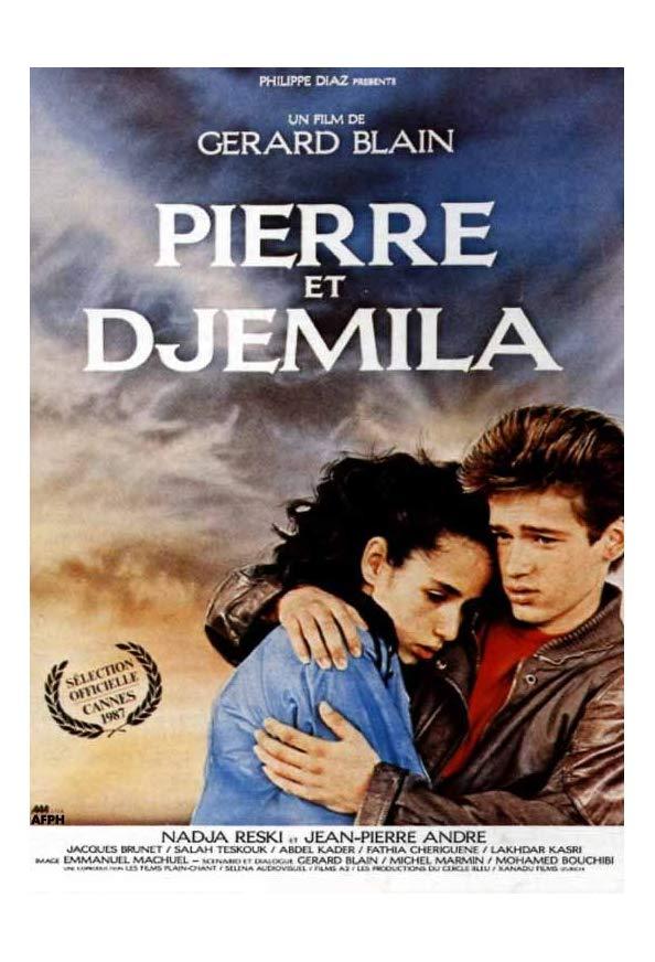 Pierre and Djemila kapak