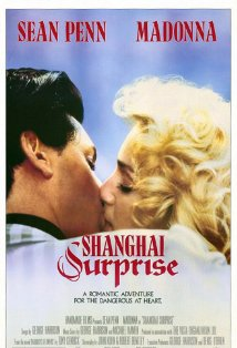 Shanghai Surprise kapak