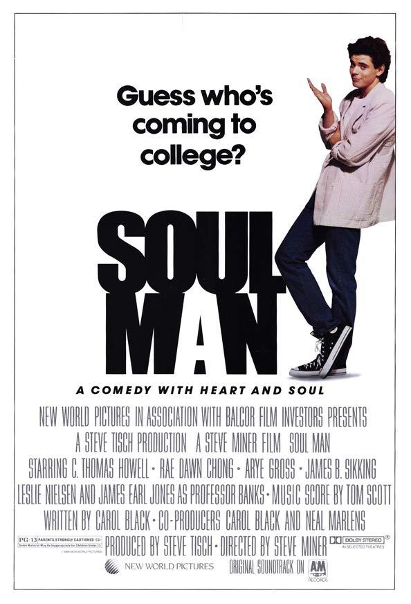 Soul Man kapak